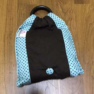 The Birth Shop Baby Ring Sling