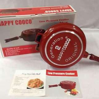Hapy Cooco Low Pressure Cooker