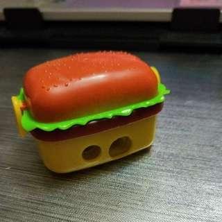 Sharpener hamburger