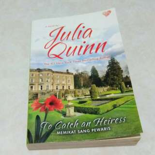 🍎 Novel - To Catch an Heiress