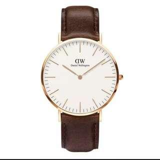 Jam tangan daniel wellington classic seffield bm