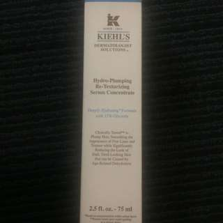 Kiehl's hydro-plumping re-texturizing serum concentrate - 75ml