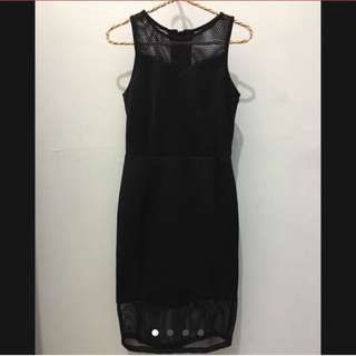 Something Borrowed Black Dress