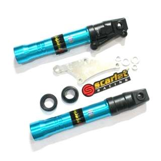 BOTTOM SHOCK SCT-1121 SATRIA FU BLUE