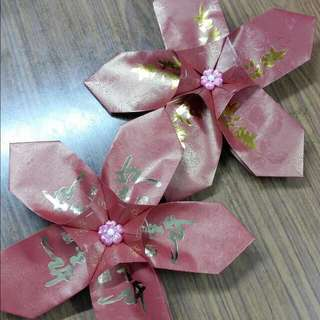 Red Packets Flowers 《红包花》