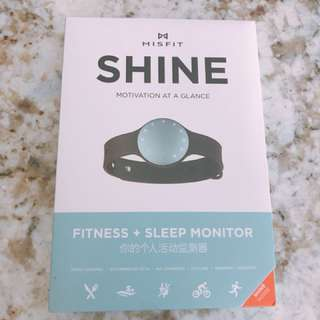 Misfit Wearables Shine - Activity and Sleep Monitor,