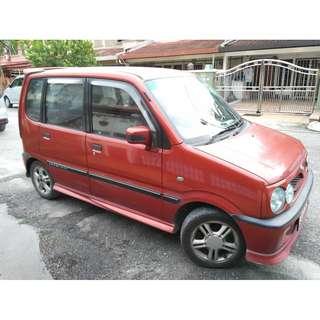 Perodua Kenari Auto 2006 Retiree Owner