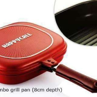 Happy Call Double Sided Pan