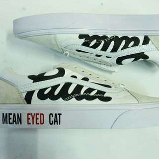 "VANS OLDSKOOL X PATTA X BEAMS ""MEAN EYED CAT"""