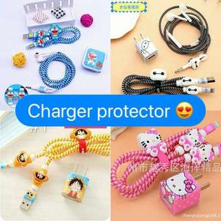 Charger Protector ✅