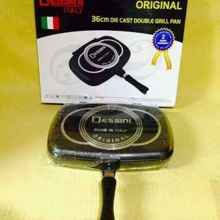 Dessini Double Sided Pan