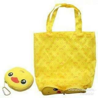 Cartoon Character Shopping Bag