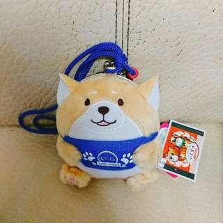 全新✨柴犬錢包 造型斜背包