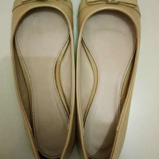 Flatshoes Brown