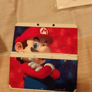 New 3DS mario edition modded