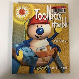 2002 Toolbox Trouble Children's Book