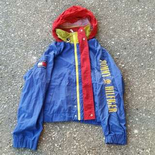 Vintage Rare Tommy Hilfiger Sailing Jacket