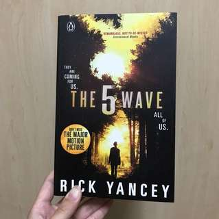the fifth 5th wave - rick yancey