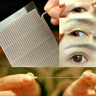 Double Eyelid Fiber (better than tape)