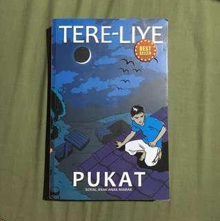 Pukat oleh Tere Liye (Used)