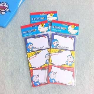 Doraemon Note Pad 3 In 1 - Doraemon