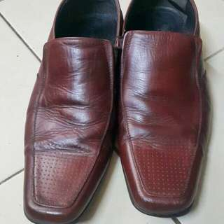 Daniel Hechter Leather Shoes