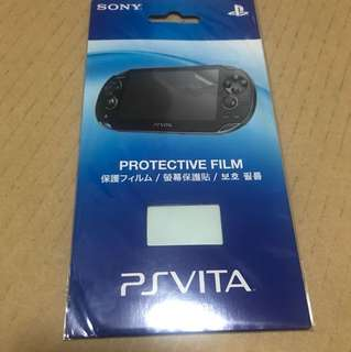PS VITA 1000 Series Original Screen Protecgor