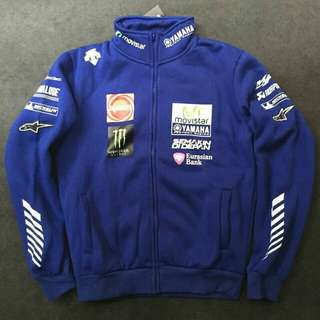 Jacket Valentino Rossi 2017 Material Polyester  Not Waterproof  Pre order Size S-XL