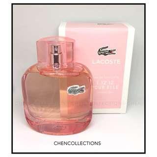 Lacoste - L.12.12 Pour Elle Sparkling for Women (90ml)