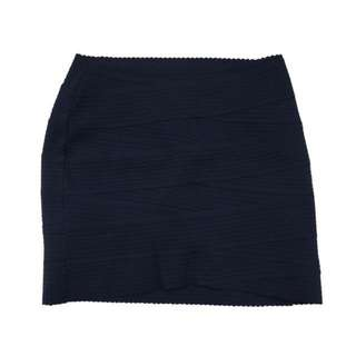 H&M Tekstured Short Skirt Size S