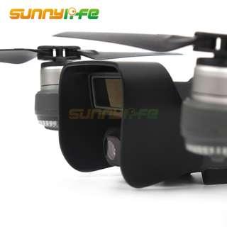 Sunnylife Lens Hood Sunhood Sunshade Gimbal Camera Protector Cover for DJI SPARK Panaromic Shooting