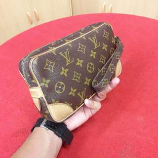 Authentic Louis Vuitton Mini Marly Dragonne