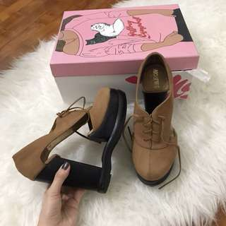 FAST DEAL @ $50 Jeffrey Campbell Benched heels