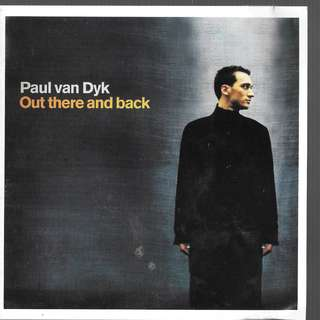 MY CD - PAUL VAN DYK - OUT THERE AND BACK / 2 CDs-FREE DELIVERY