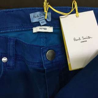 ORIGINAL Paul Smith Junior Blue Denim Pants