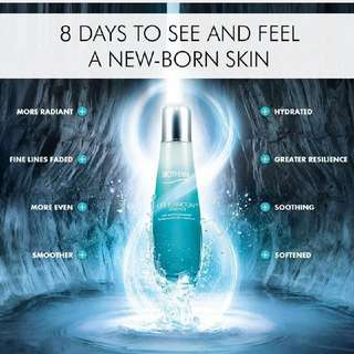 👶💧THE FOUNTAIN OF YOUTH IN 1 BOTTLE -8 DAYS TO SEE AND REVEAL NEW BORN SKIN !! Biotherm Life Plankton™ Essence, 14ml