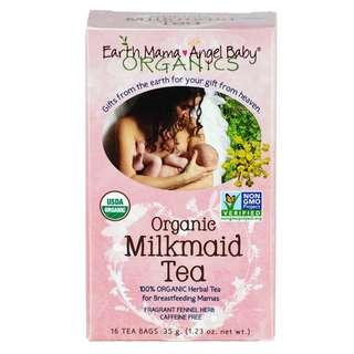 Earth Mama Organic Milkmaid Tea Fennel