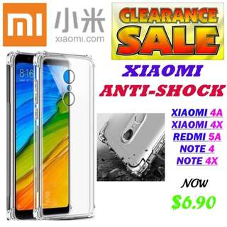 Xiaomi Anti-Shock Case (Redmi)