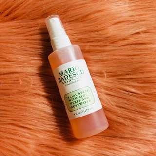 Mario Badescu Facial Spray with Aloe, Herbs and Rose Water