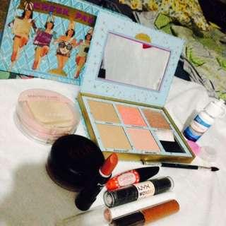 Makeup/swap