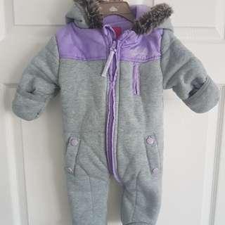 Weatherproof Baby Showsuit