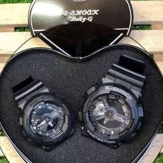 *G-shock/Baby G Lovers Collection ♥️♥️♥️