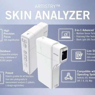 Skin Analysis - Artistry Skin Analyzer