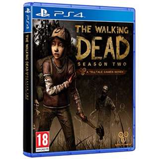 (Brand New Sealed) PS4 Game The Walking Dead Season 2.