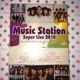Music Stasion LIVE 2010 SPECIAL CHRISTMAS