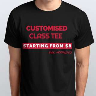 CLASS-TEE / CCA TEE