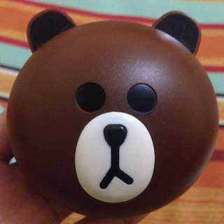 SOFTLENS CASE BROWN
