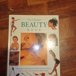 NEW Ultimate Beauty Book obo