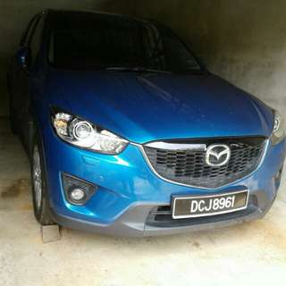 Mazda cx5 2013 2.0 Fwd