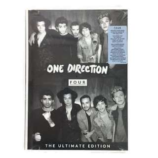 One Direction FOUR THE Ultimate Edition Yearbook